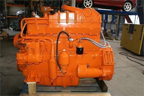 motor voor SCANIA DSI11.62 vrachtwagen