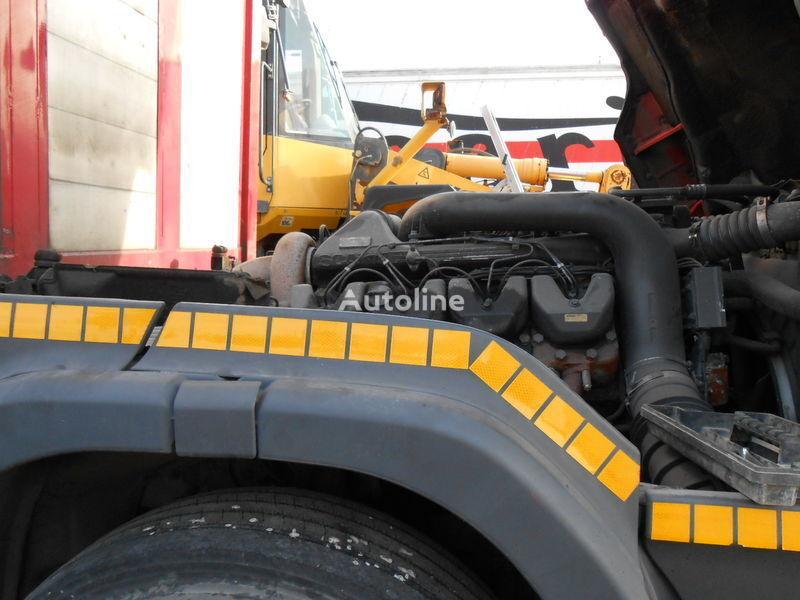 DSC 1415 L02 SCANIA 144 DSC1415L02 V8 PS 460/530 motor voor SCANIA Mod 144 PS 460/530 vrachtwagen