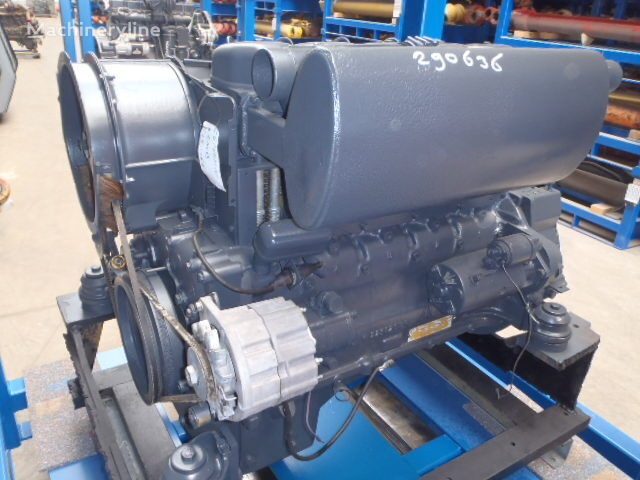 SENNEBOGEN DEUTZ F5L912 motor voor SENNEBOGEN ZM15 graafmachine
