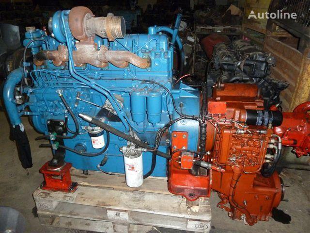 VAL88,  634 DS motor voor SISU vrachtwagen
