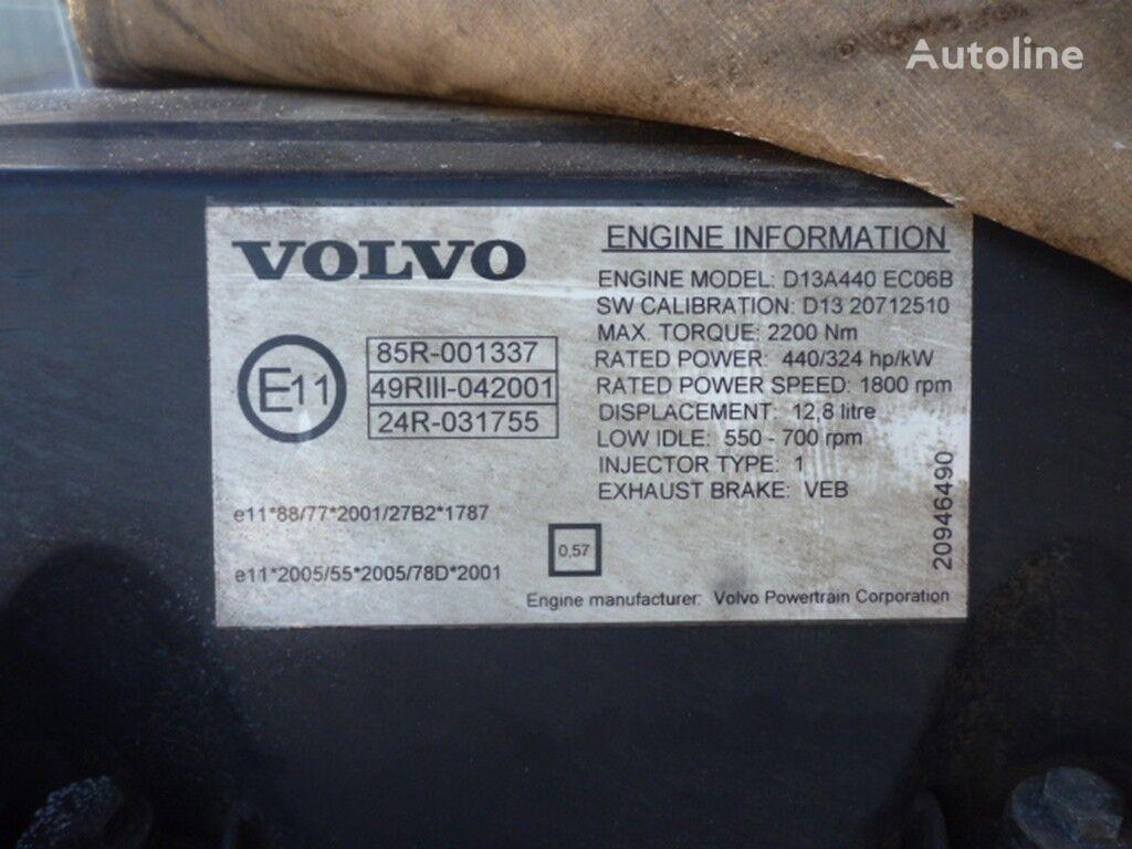 Volvo D13A440 ECO6B motor voor VOLVO vrachtwagen