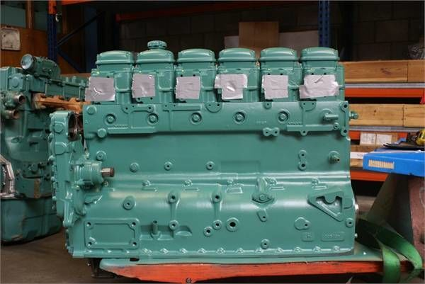 VOLVO D10 BADE2 motor voor VOLVO D10 BADE2 bus