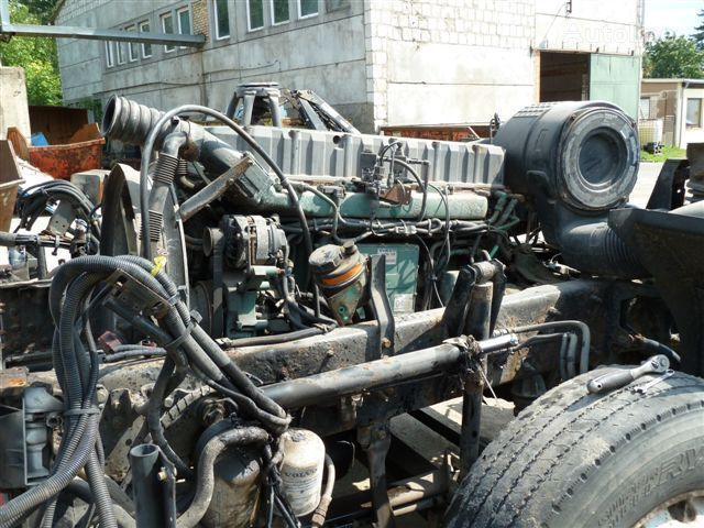 VOLVO D12A motor voor VOLVO FH12