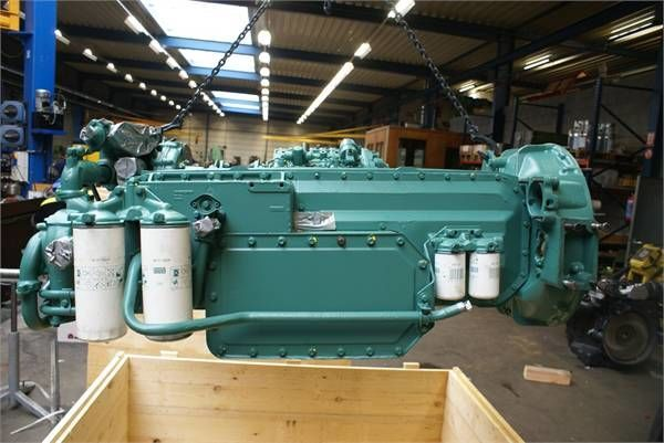 VOLVO DH10A motor voor VOLVO DH10A anderen bouwmachines