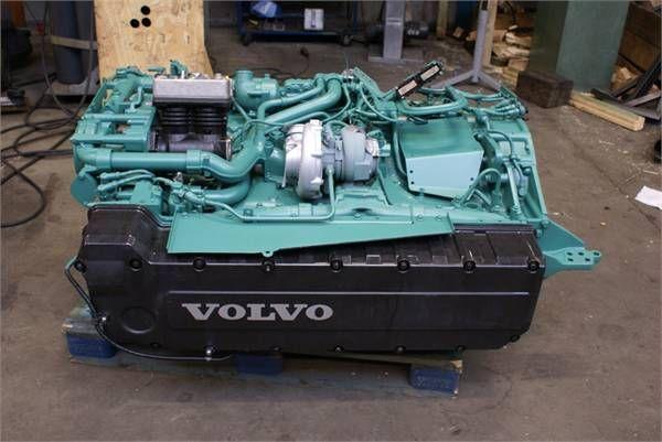 motor voor VOLVO DH12 bus