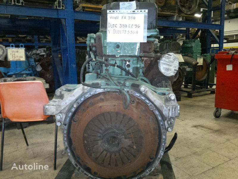 D12C-380HP Volvo D12C motor voor VOLVO FH12 / L180 vrachtwagen