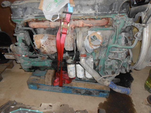 D13A480EC01 VOLVO ENGINE KW353/480 cm³ 12780 motor voor VOLVO FH13 440/480 trekker