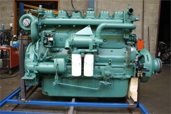 VOLVO TD121C motor voor VOLVO TD121C wals