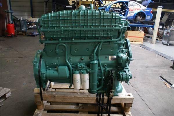 motor voor VOLVO TWD 1210 G graafmachine