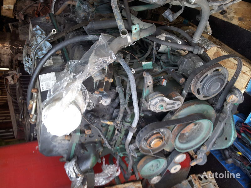 VOLVO engine EURO5, D13A440, D13A480, ECO6B, 20712510 FH13 motor voor VOLVO FH13 trekker