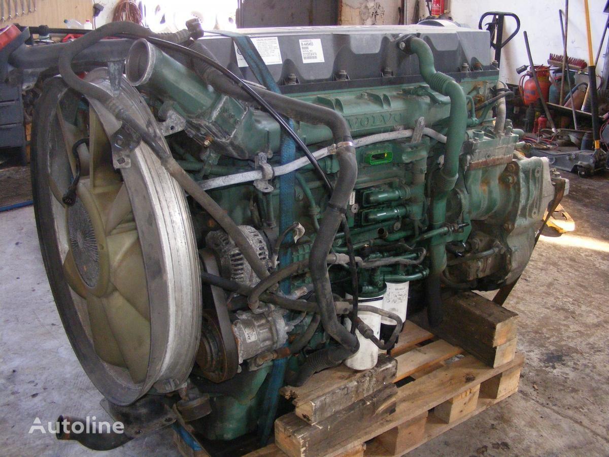 motor voor VOLVO motor D13A 400/440/480 EURO 5 vrachtwagen
