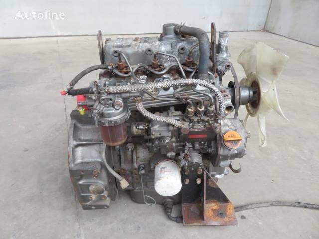 YANMAR 3TNE88 motor voor minigraver