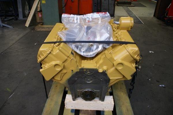 CATERPILLAR LONG-BLOCK ENGINES motorblok voor CATERPILLAR LONG-BLOCK ENGINES graafmachine