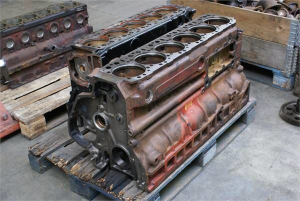 MAN D2876 LOH 01BLOCK motorblok voor MAN D2876 LOH 01BLOCK anderen bouwmachines