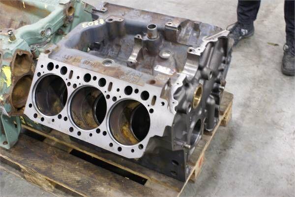 motorblok voor MERCEDES-BENZ OM 441 LA graafmachine