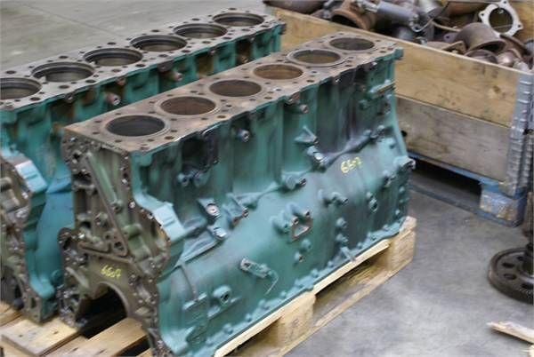 VOLVO D 12 C motorblok voor anderen bouwmachines