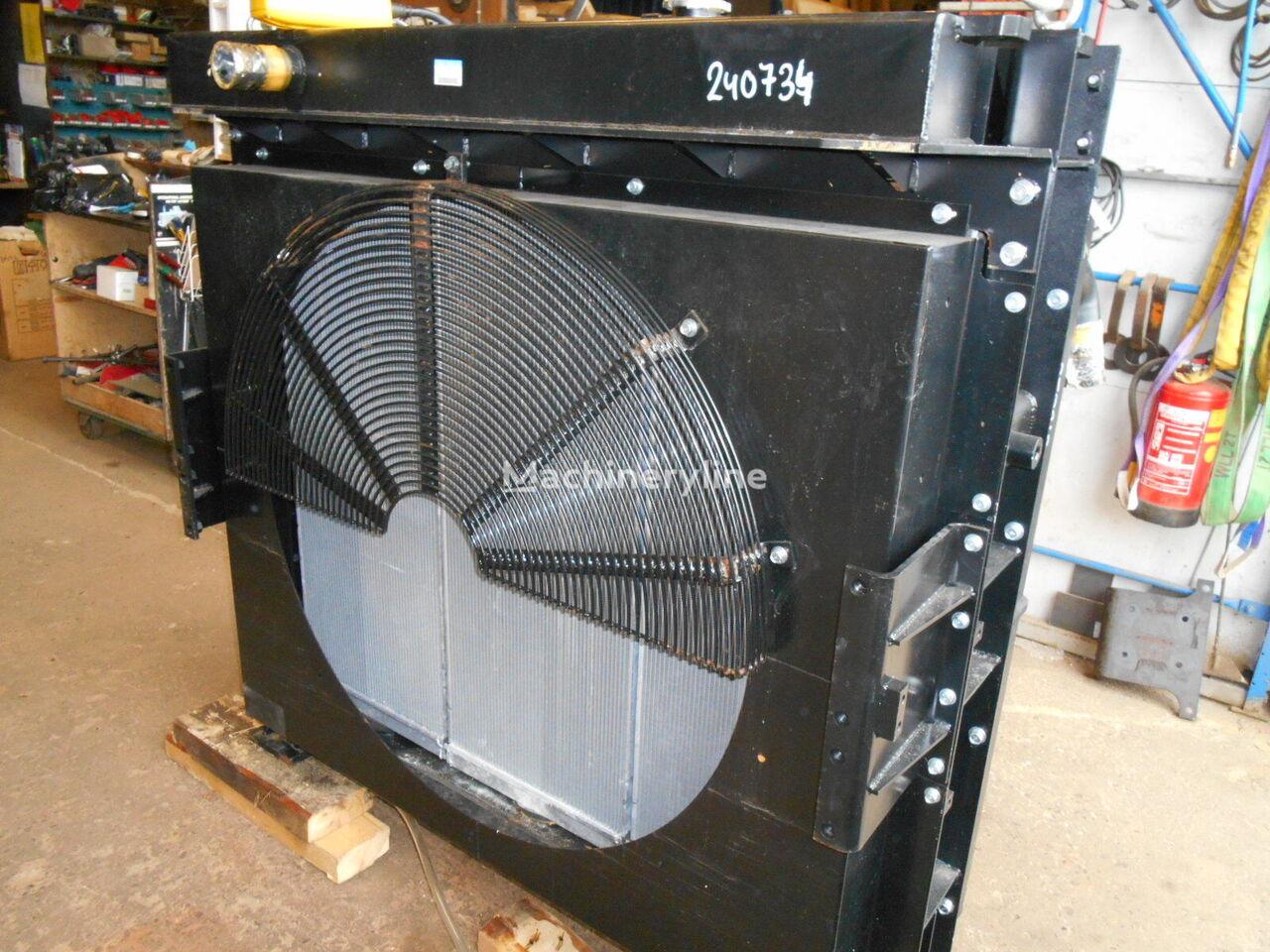 CASE T.Rad 1390-030-0000-A motorkoeling radiator voor CASE CX800B graafmachine