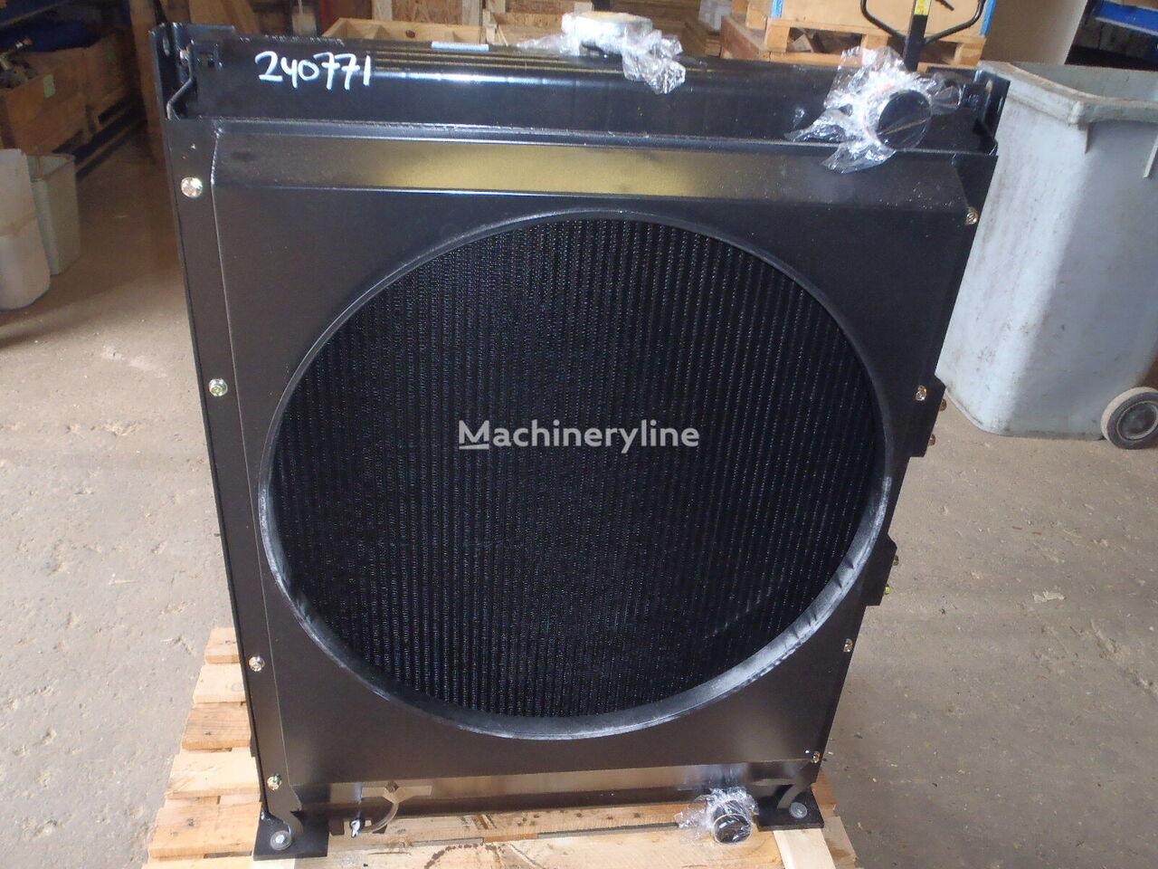 CASE Toyo 1390-014-0000-F motorkoeling radiator voor CASE CX240 graafmachine