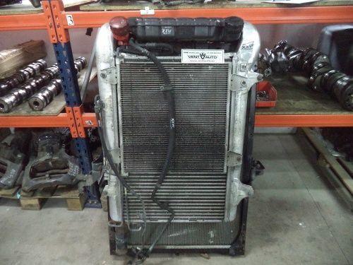 DAF motorkoeling radiator voor DAF XF 105 trekker