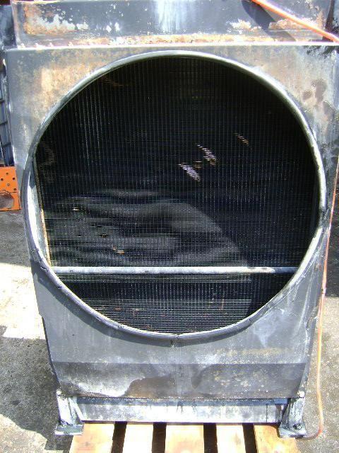 FIAT motorkoeling radiator voor FIAT Hitachi W 190 Evolution graafmachine