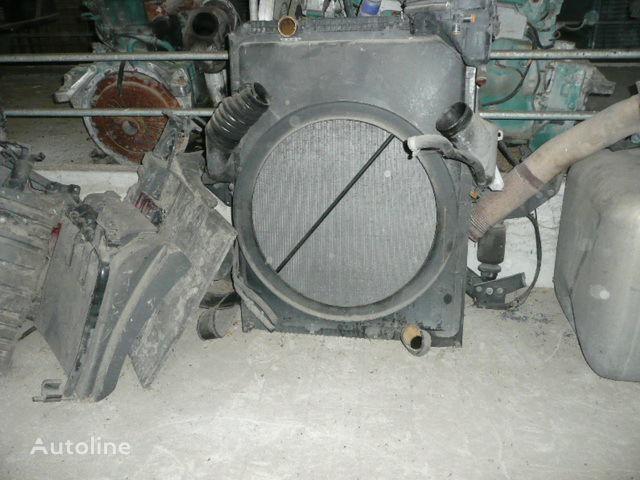MERCEDES-BENZ Kuehler Packett komplett motorkoeling radiator voor MERCEDES-BENZ 1841/44 2007 vrachtwagen