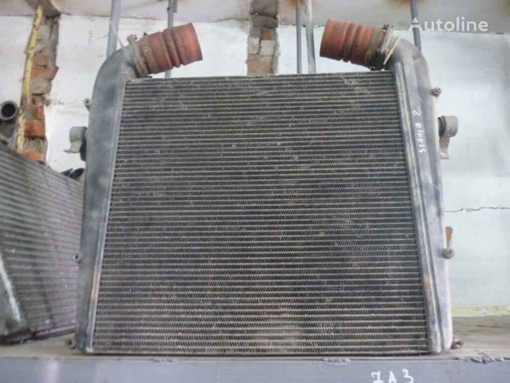 Interkuler (672x650x52) Scania motorkoeling radiator voor vrachtwagen