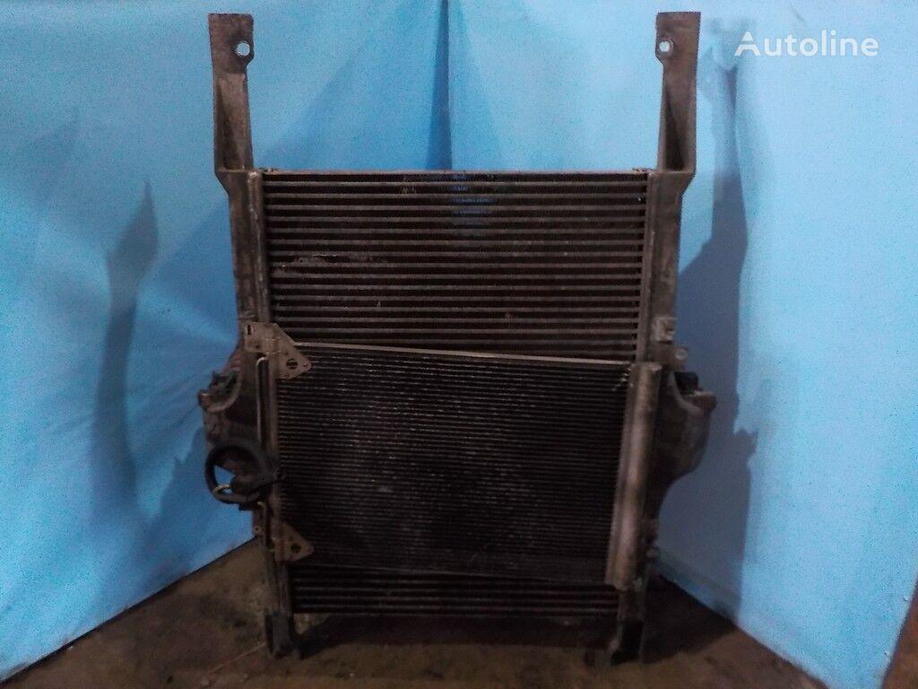 Interkuler Iveco motorkoeling radiator voor vrachtwagen