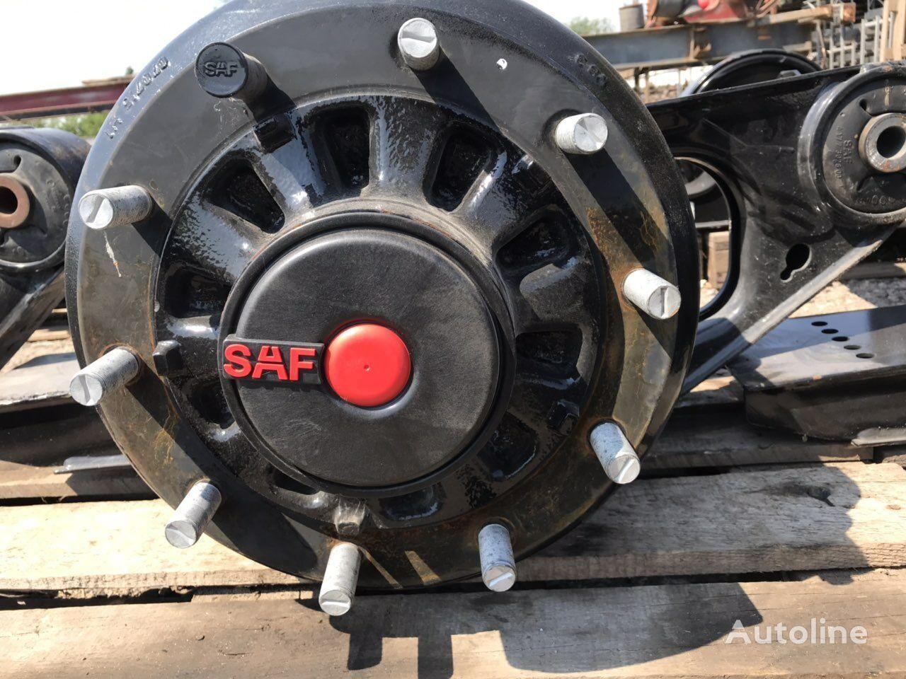 nieuw SAF naaf voor oplegger