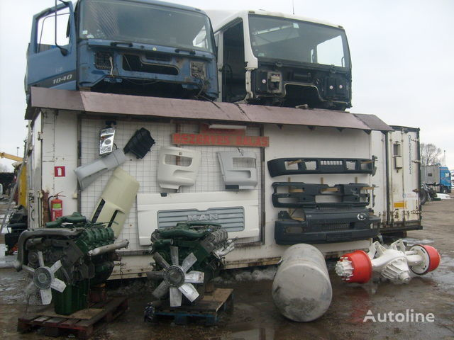 onderdeel voor truck