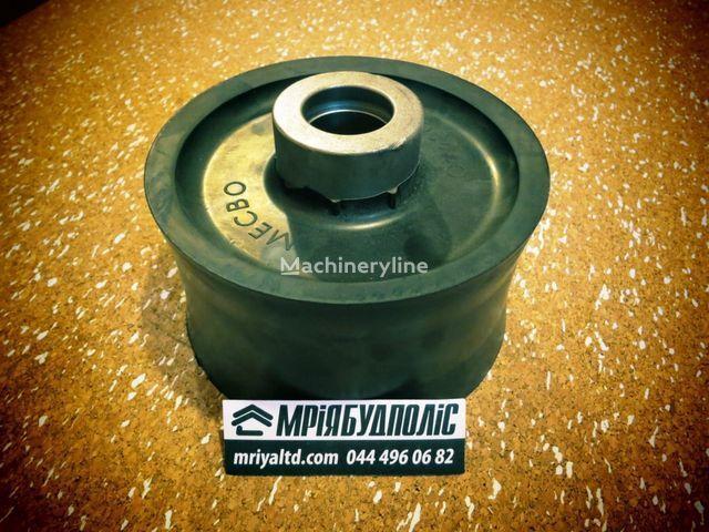 Italiya kachayushchie rezinovye porshni 180mm Mekbo (MECBO) onderdeel voor betonpomp