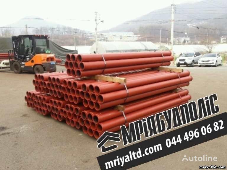 Truby (stalnoy betonovod) Truby dlya podachi betona, dlya betononasosa onderdeel voor betonpomp