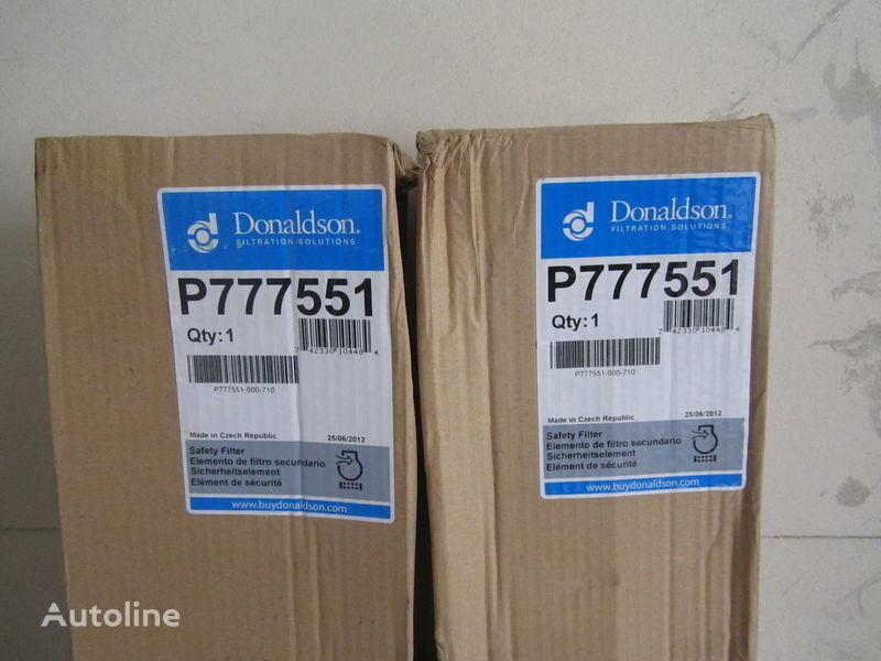 Filtr onderdeel voor Donaldson vrachtwagen