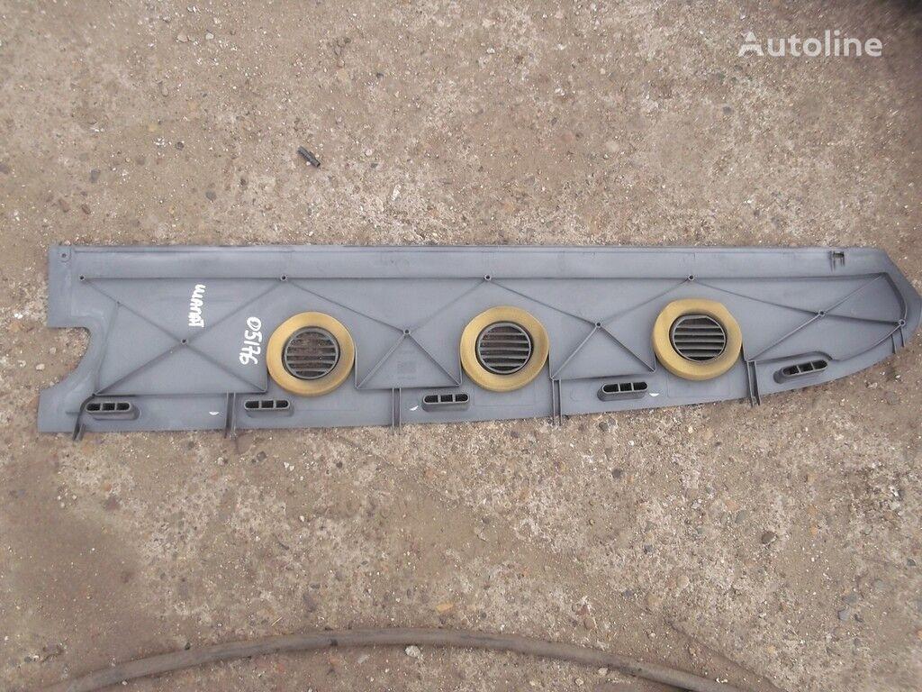 Nakladka-vozduhovod peredney paneli RH Scania onderdeel voor vrachtwagen