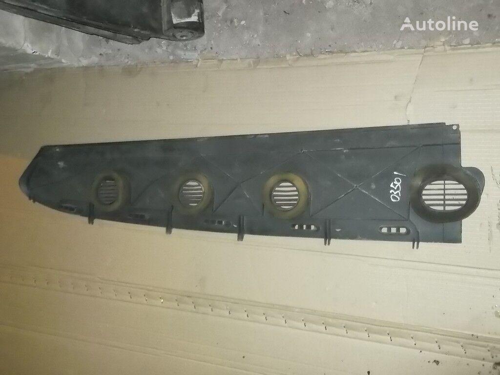 Vozduhovod peredney paneli Scania onderdeel voor truck