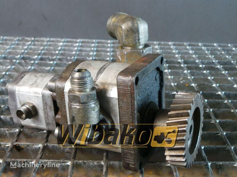 Gear pump Bosch 0510665079 onderdeel voor 0510665079 graafmachine