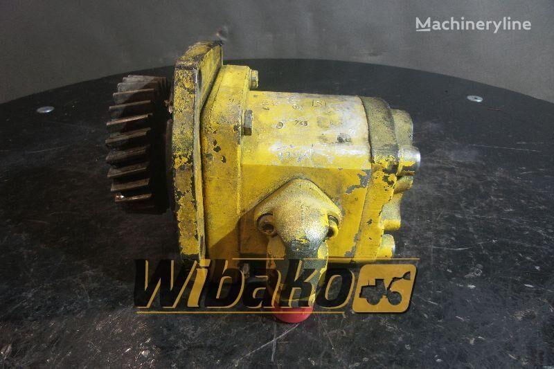 Gear pump Bosch 0510666004 onderdeel voor 0510666004 graafmachine