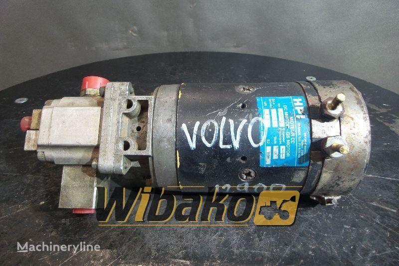 Gear pump with eletric motor HPI 109524J onderdeel voor 109524J graafmachine