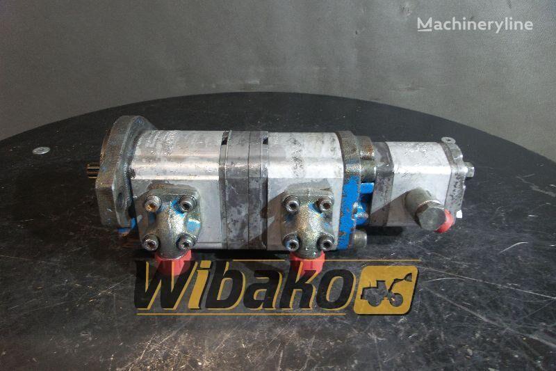 Gear pump Bosch 510666007 (3) (510666007(3)) onderdeel voor 510666007 (3) graafmachine