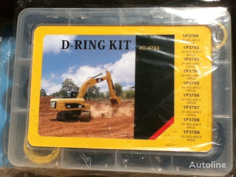kolca rezinovye D-ring CAT CATERPILLAR onderdeel voor CATERPILLAR graafmachine