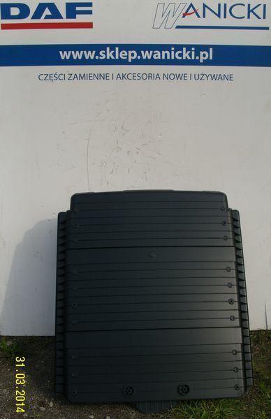 nieuw Pokrywa akumulatora ,Battery box cover onderdeel voor DAF XF 105 trekker