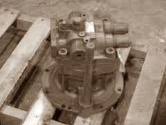 Doosan Daewoo silnik obrotu swing motor swing device onderdeel voor DOOSAN dx480 dx490 dx520 dx530 trencher