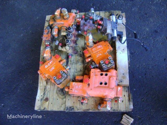 Block Valve onderdeel voor FIAT-HITACHI Ex 285 graafmachine