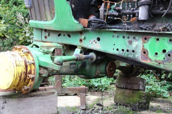 JOHN DEERE 6920 b/u zapchasti / used spare parts onderdeel voor JOHN DEERE 6920 trekker
