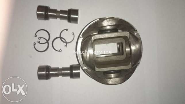 Obudowa, 2 kołyski, 8 miseczek, 2 łączniki krzyżaków, pierścienie KRAMER onderdeel voor KRAMER  312 SE SL 212; 412; 416; 512; 516 heftruck