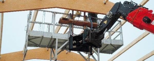OHR Platform 1000 kg MANITOU OHR Platform 1000 kg onderdeel voor MANITOU hoogwerker