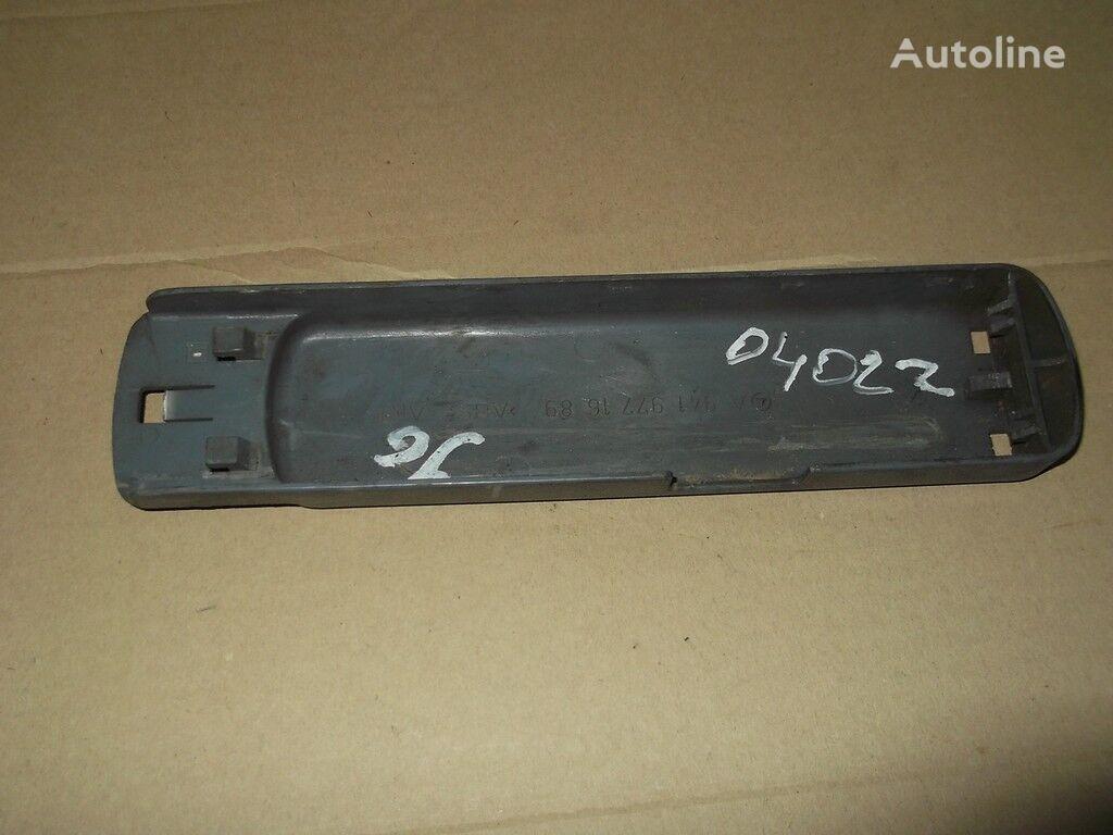 Panel rychaga spalnogo mesta onderdeel voor MERCEDES-BENZ truck
