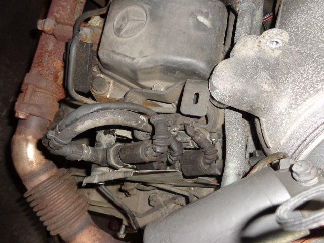 Mercedes Benz Actros EURO5 Ad blue metering equipment with diffusor heater, 0001404139, 001400739, 0001400539, 0001400239 onderdeel voor MERCEDES-BENZ Actros MP3 trekker