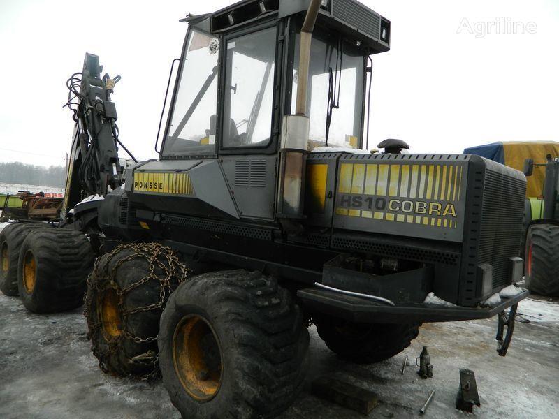 b/u zapchasti/ used spare parts PONSSE onderdeel voor PONSSE COBRA HS10 harvester