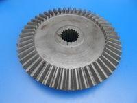nieuw zubchatoe konicheskoe koleso (shesternya) Z=50, (0307.76) onderdeel voor WELGER AP 45c, 52, 53, 530 balenpers