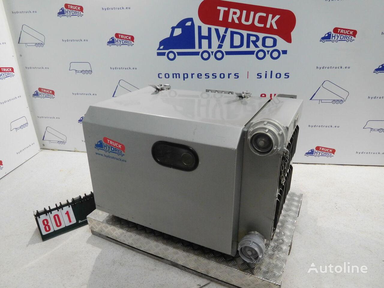 TYPHON 2C MOUVEX BLACKMER W ZABUDOWIE RTI pneumatische compressor voor tankoplegger